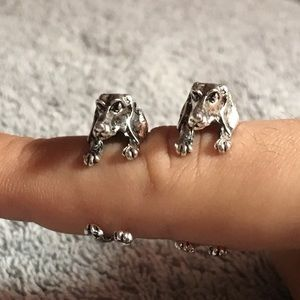 Cute Dachshund Wrap RingsBoutique for sale